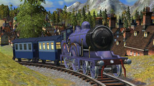 Sid Meier's Railroads: Claud Hamilton