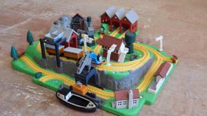 Bluebird Thomas Miniature Railway - Overview