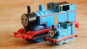 ERTL Thomas and Bluebird Thomas