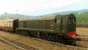 Hornby-Dublo Class 20 Bo-Bo Diesel Loco