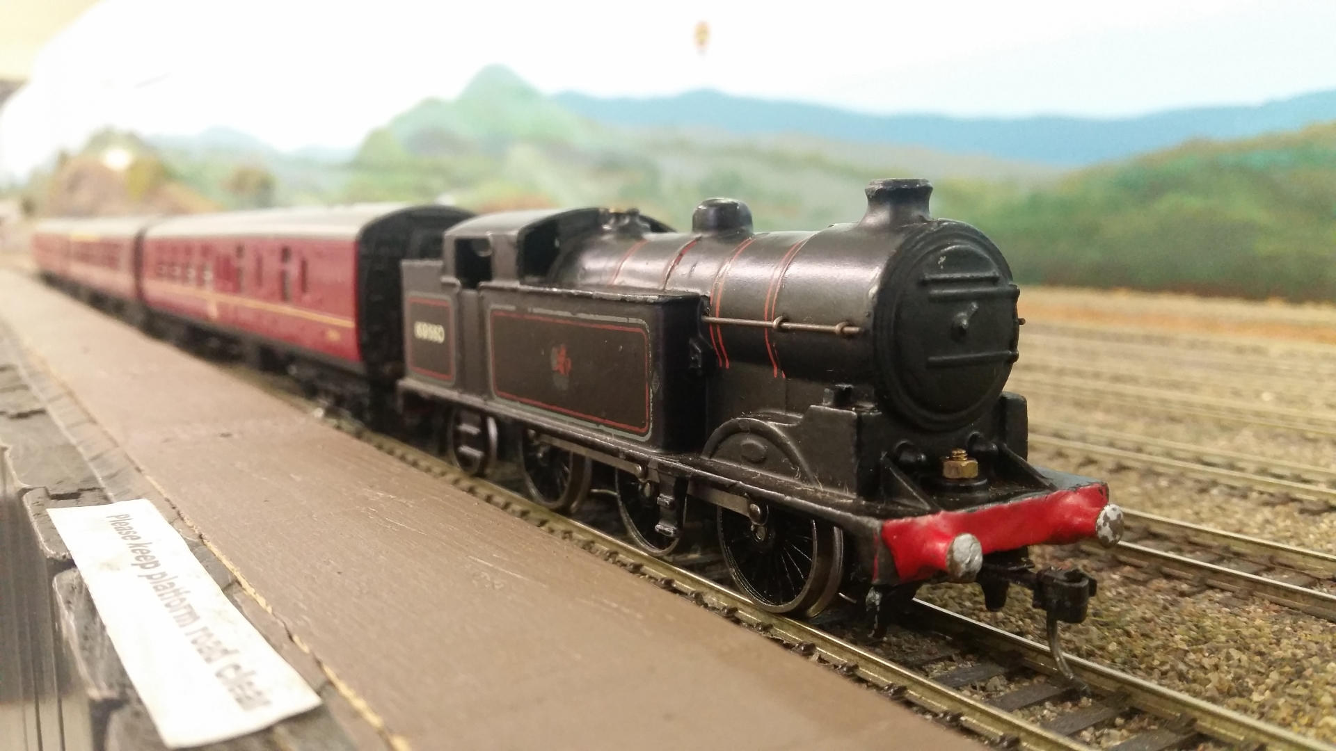 Hornby-Dublo N2 0-6-2T