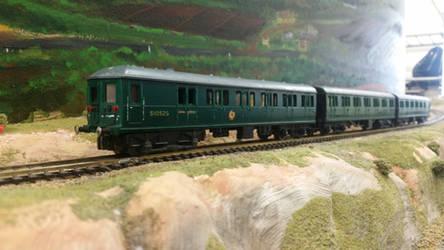 Triang Southern Electric / 2-BIL EMU
