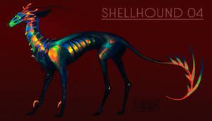 Shellhound 04 [ADOPT] [CLOSED]