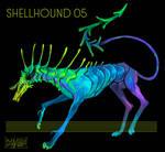 Shellhound 05 [ADOPT] [CLOSED]