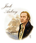 Jack Aubrey portrait