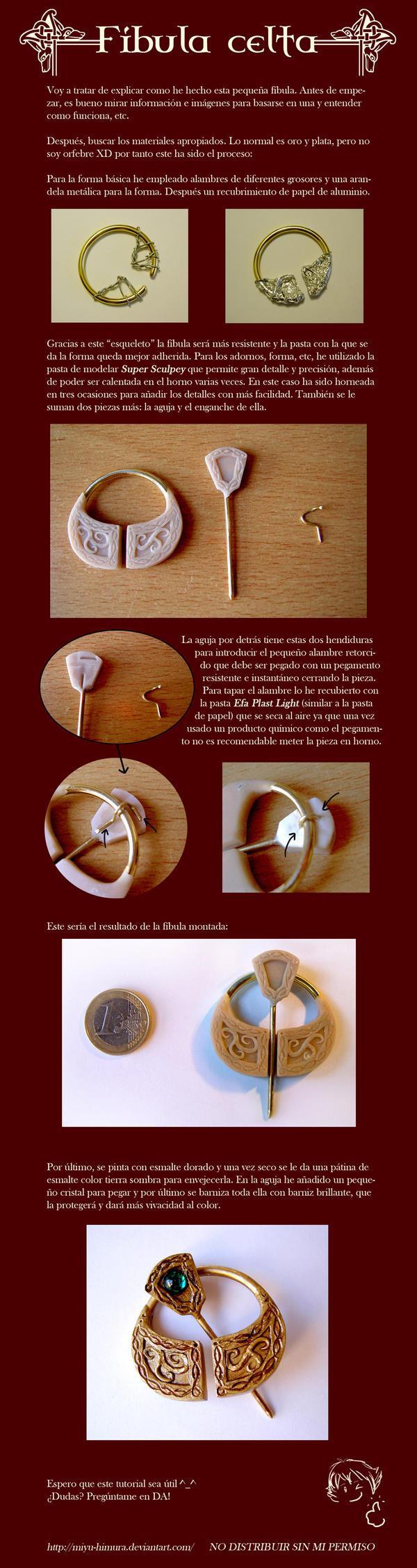 Tutorial - fibula celta by Boudicca-Keltoi