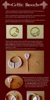Tutorial - Celtic brooch