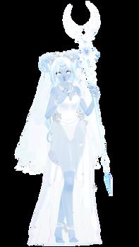 MMD Moon Goddess Showcase