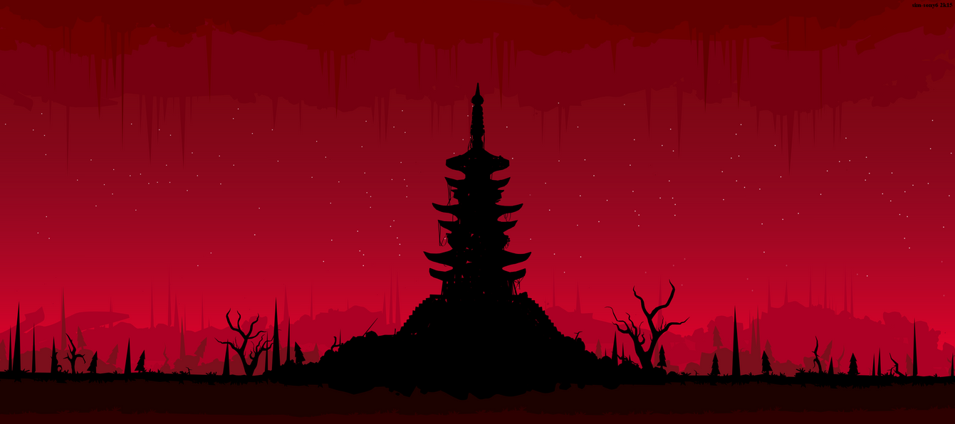 Legendary Temple by dsony