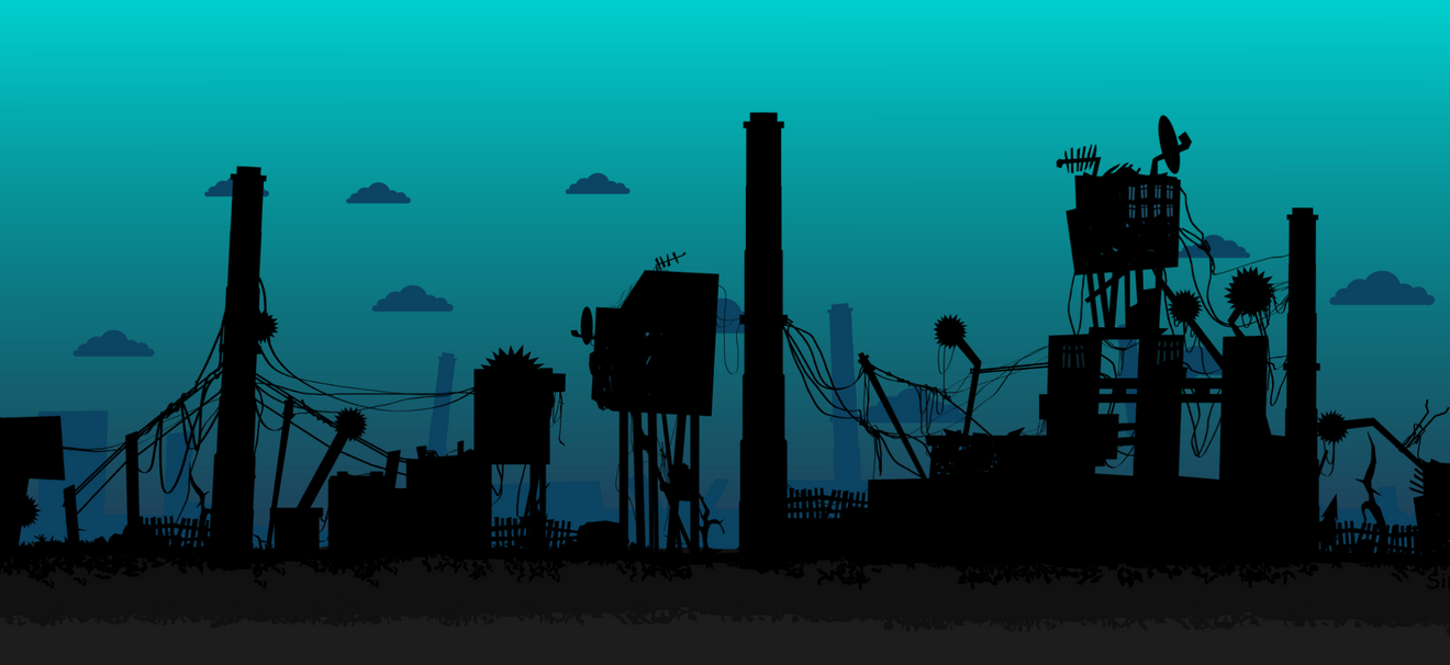 Strange Factory by dsony