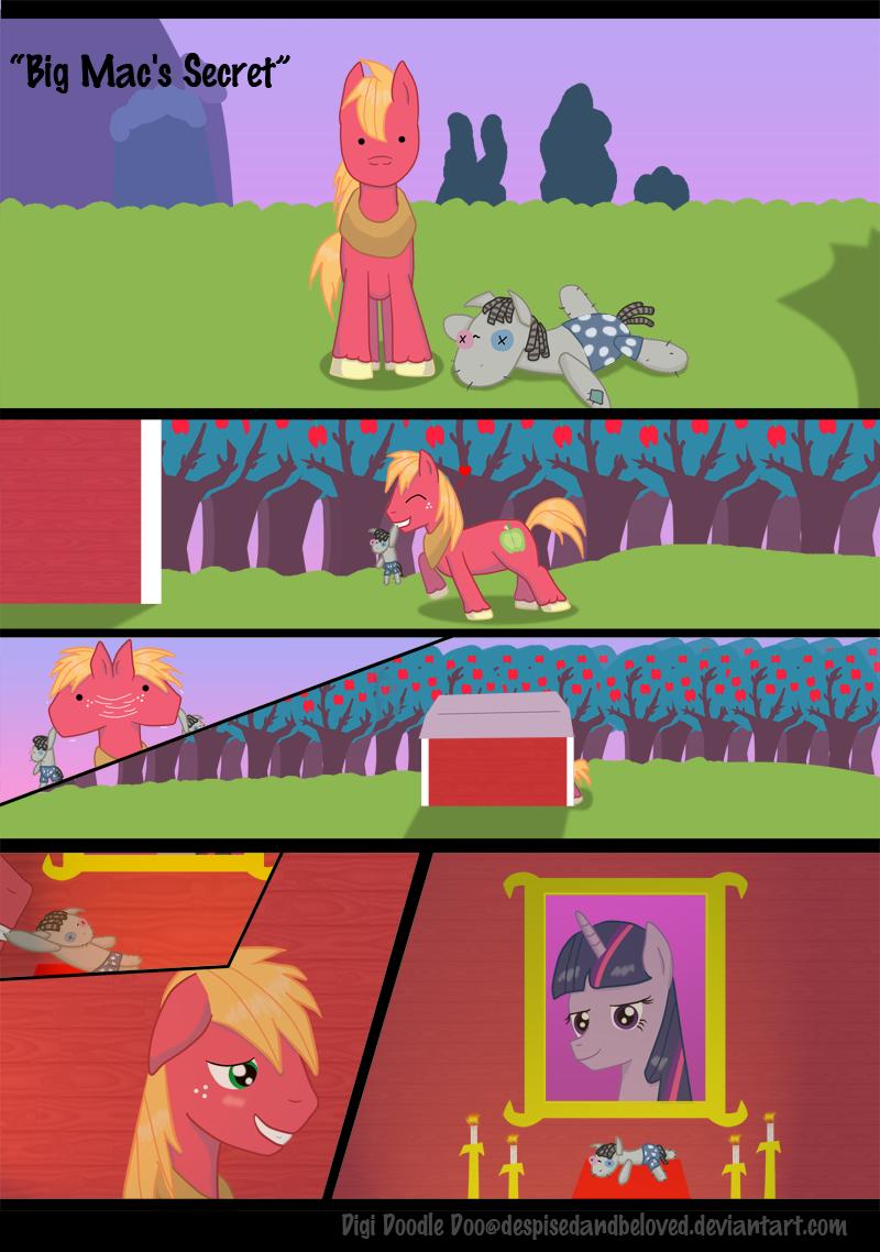 Big Mac's Secret by DespisedAndBeloved