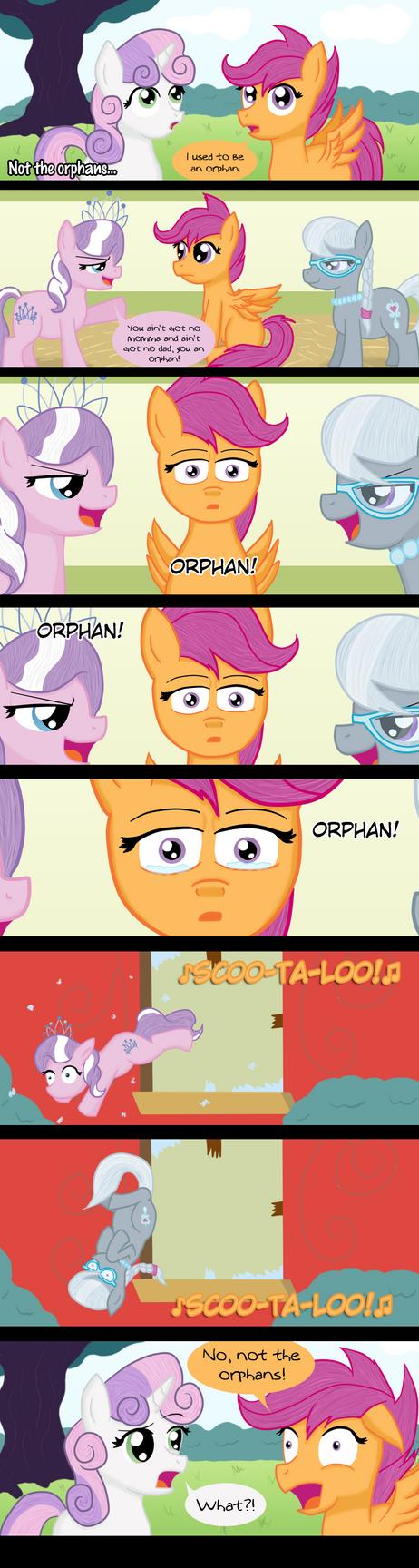 CM: Not the orphans by DespisedAndBeloved