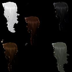 Horse Tails by consideritfox