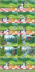 The View - MLP Comic by Dragonfoxgirl