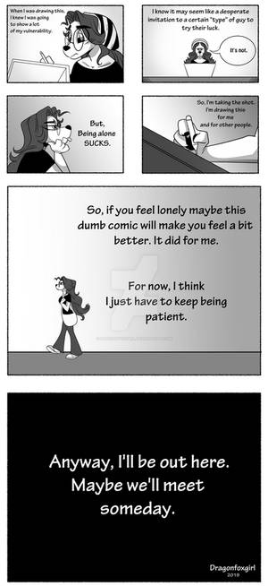 Lonely page 3