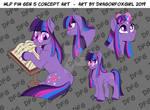 Twilight Gen 5 by Dragonfoxgirl