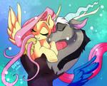 Flutterkiss by Dragonfoxgirl