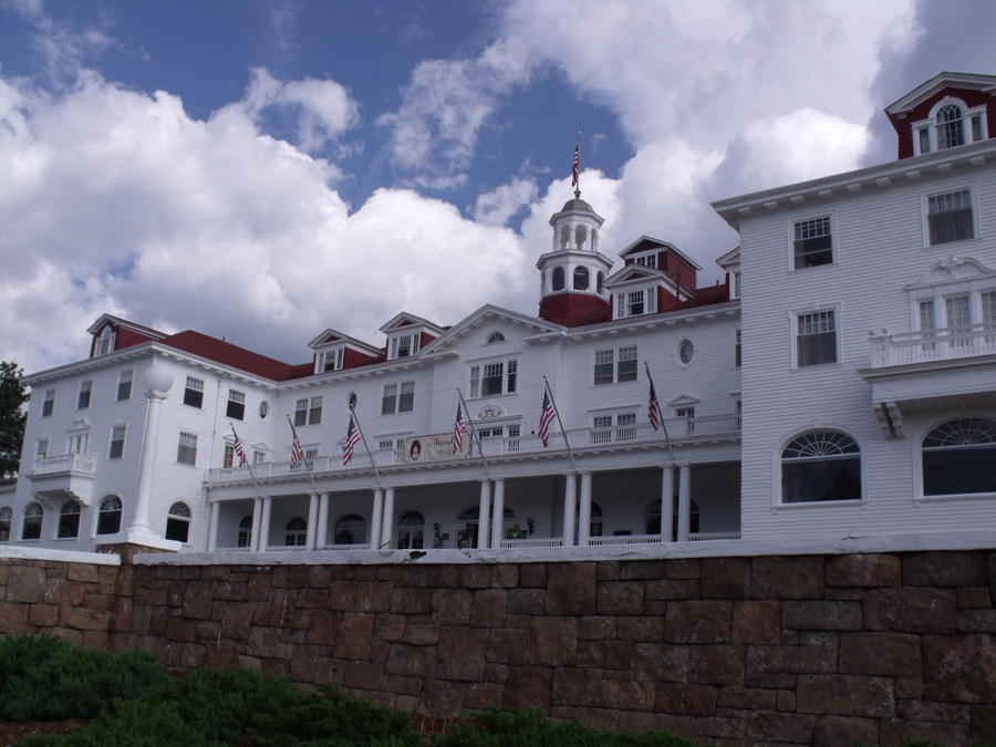 Stanley Hotel in Estes Park CO by ChipandDaleRRFan