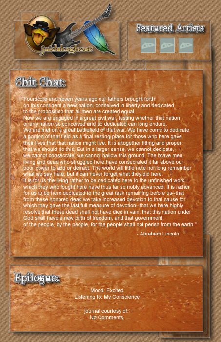 journal stage 4 by jaidaksghost