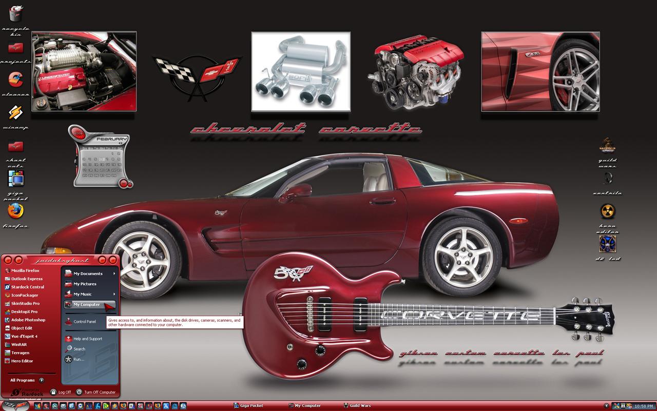 Corvette Addiction by jaidaksghost