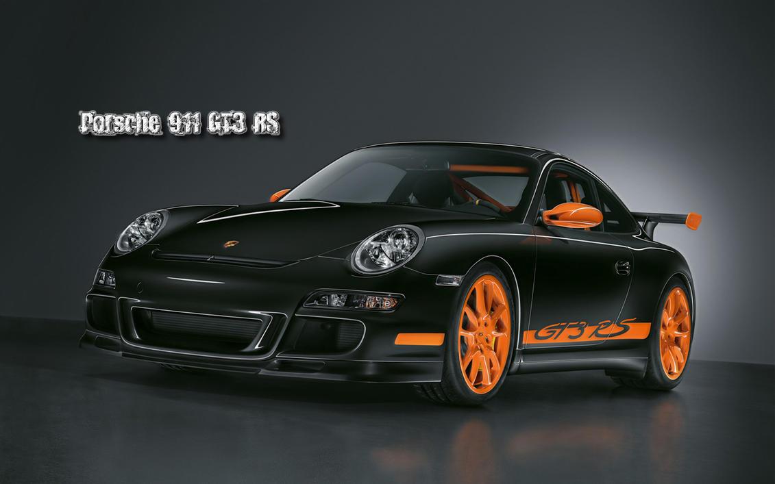 2007 Porsche 911 GT3 RS by jaidaksghost