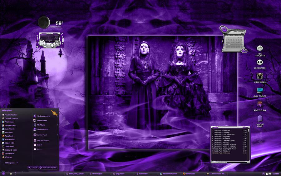 another purple mood by jaidaksghost ...