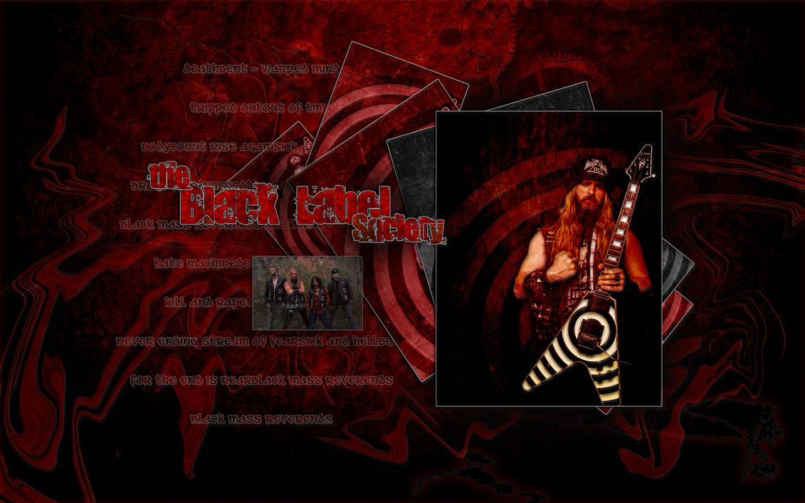 Black Label - lucky7 by jaidaksghost