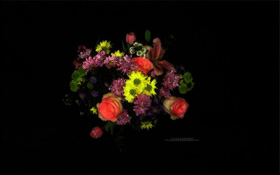 Flowers for Mother by jaidaksghost