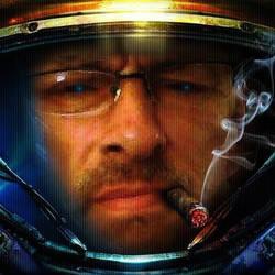Me, In The Halo Stratosphere by jaidaksghost