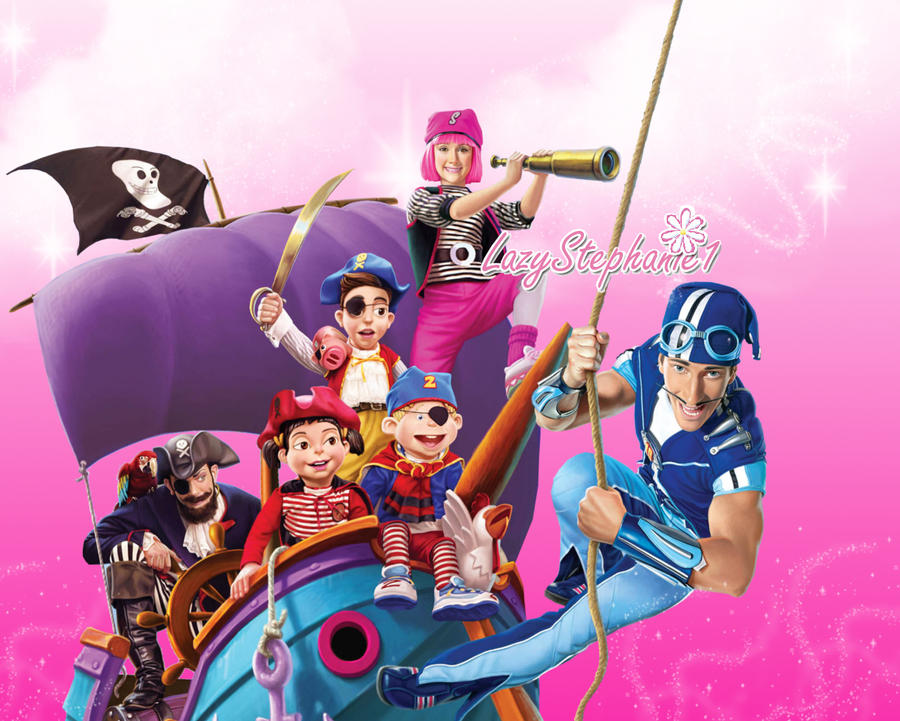 Lazy town toon porn