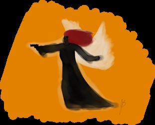 The Harbinger of Death by jonnydash