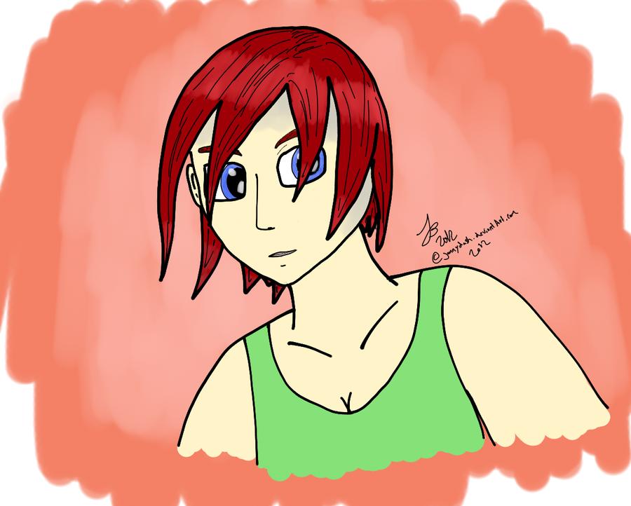 Colored Anime Style 1 by jonnydash