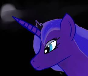 Princess Of The Night by jonnydash