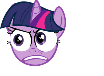 Twilight has special eyes by jonnydash