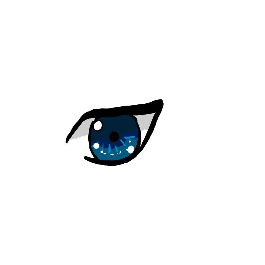 Anime Eye by jonnydash