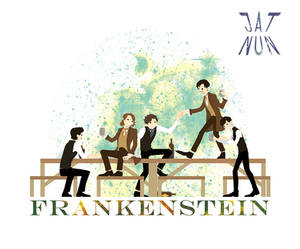 Musical Frankenstein fan art