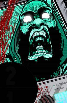 NotM Death Grips Poster