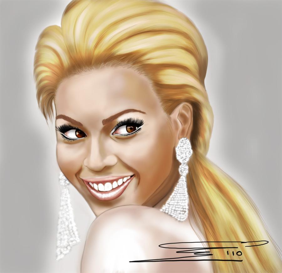Beyonce by elifkayhan