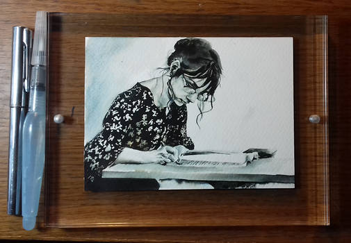Laura Guerin - commission