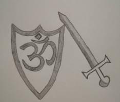 Goa Shield  Sword