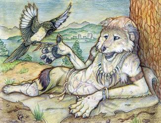 The Woronzof Elder by cloudstar-wolf