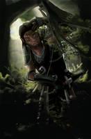 Dalish Ranger Num. 2 by TheDalishRanger