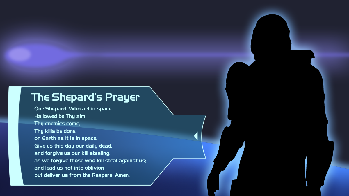 The Shepard's Prayer by TheDalishRanger