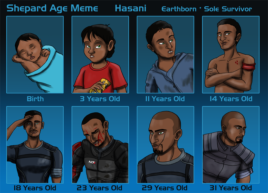 Shepard Age Meme Hasani By Thedalishranger On Deviantart