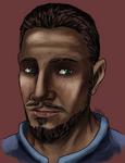 Legam Portrait