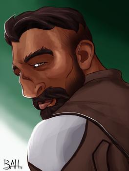 Dorn Portrait