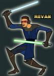 Revan ala Clone Wars