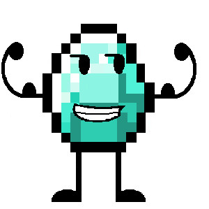 My BFDI Character by Endermen1000 on DeviantArt