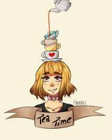 TEA TIME by Hazerei