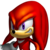 Knuckles Icon by SexyAnimeGirl120